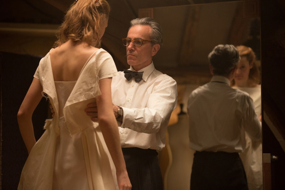 Der seidene Faden Phantom Thread, Kinostart 01.02.2018, USA 2017