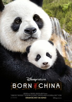 Born in China - Filmplakat