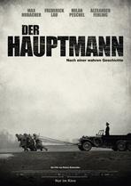 Der Hauptmann - Filmplakat