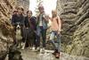 Bild aus: Fünf Freunde und das Tal der Dinosaurier