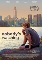 Nobody's Watching (OmU) Filmplakat