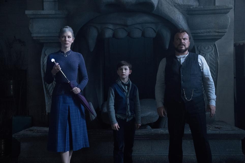 Das Haus der geheimnisvollen Uhren The House with a Clock in its Walls, Kinostart 20.09.2018, USA 2018