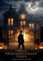 Das Haus der geheimnisvollen Uhren - Filmplakat