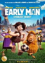 Early Man - Steinzeit bereit - Filmplakat