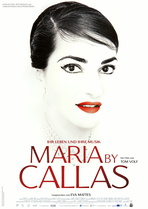 Maria by Callas - Filmplakat