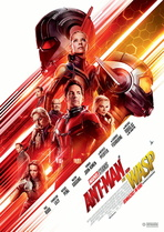 Ant-Man and the Wasp - Filmplakat
