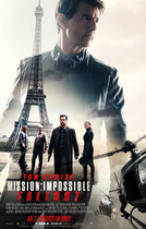 Mission: Impossible - Fallout - Filmplakat
