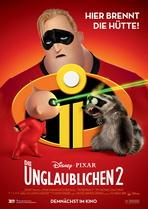 Die Unglaublichen 2 - Filmplakat