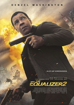 The Equalizer 2 - Filmplakat