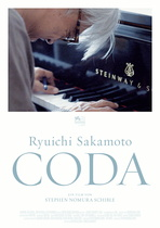 Ryuichi Sakamoto: Coda - Filmplakat