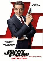 Johnny English - Man lebt nur dreimal - Filmplakat
