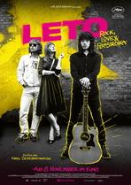 Leto - Rock, Love & Perestroika - Filmplakat