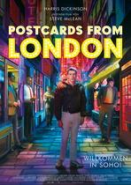 Postcards from London - Filmplakat