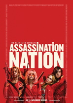 Assassination Nation - Filmplakat
