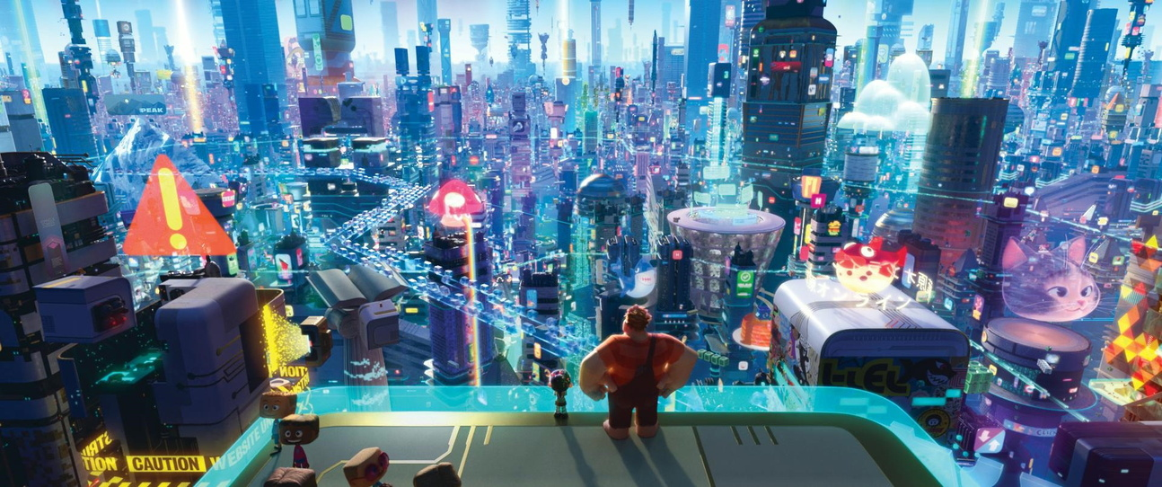 Chaos im Netz Ralph Breaks the Internet, Kinostart 24.01.2019, USA 2018, 3D