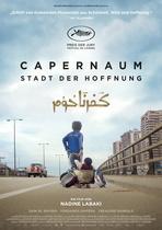 Capernaum - Stadt der Hoffnung - Filmplakat