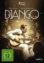 Django - Ein Leben für die Musik Filmplakat