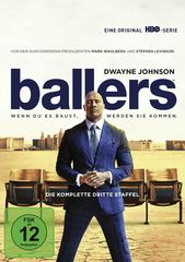 Ballers - Die komplette dritte Staffel Filmplakat