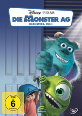 Die Monster AG Filmplakat