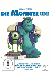 Die Monster Uni Filmplakat