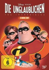 Die Unglaublichen - The Incredibles Filmplakat