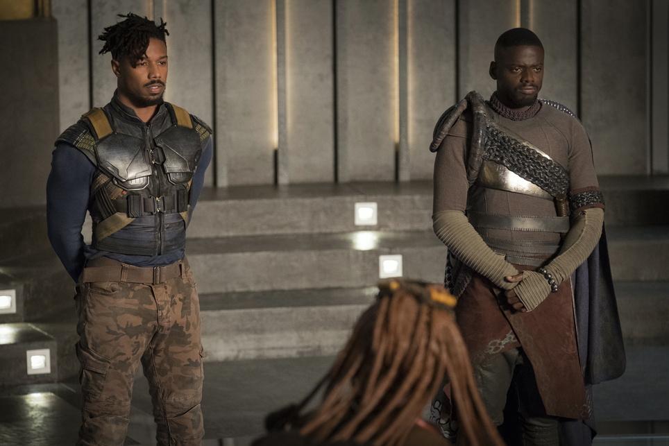 Black Panther Kinostart 15.02.2018, USA 2018, 3D
