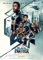 Black Panther - Filmplakat