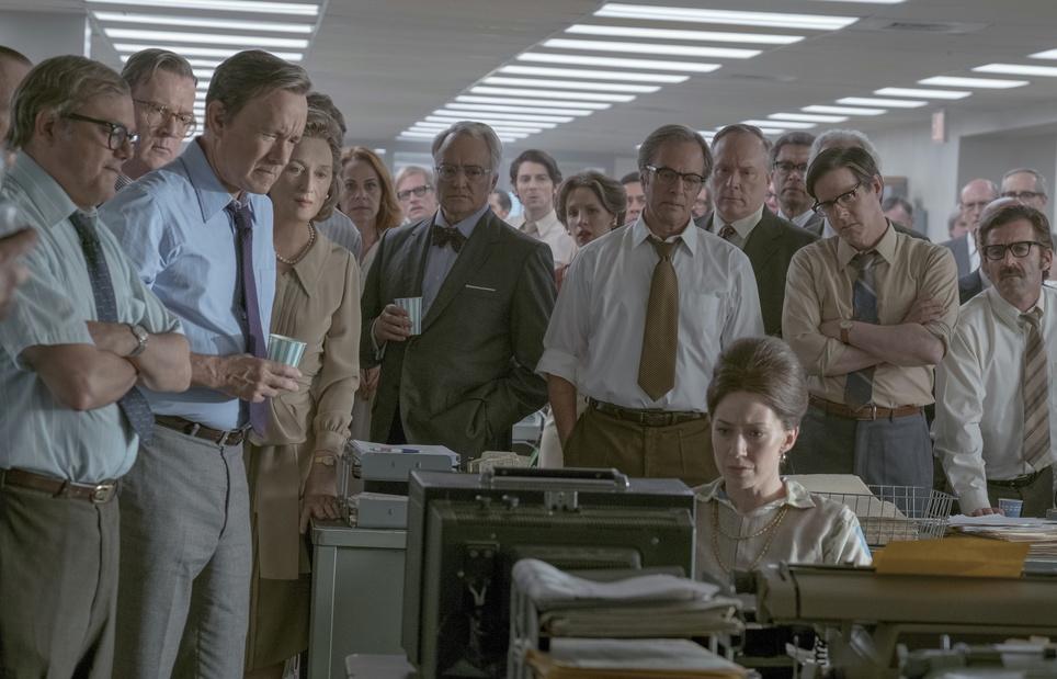 Die Verlegerin The Post, Kinostart 22.02.2018, USA 2017