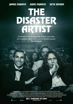 The Disaster Artist - Filmplakat
