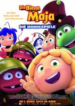 Die Biene Maja - Die Honigspiele - Filmplakat