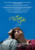 Call Me By Your Name - Filmplakat