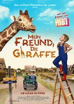 Mein Freund, die Giraffe - Filmplakat