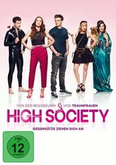 High Society - Gegensätze ziehen sich an Filmplakat