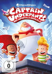 Captain Underpants - Der supertolle erste Film Filmplakat