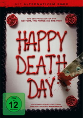 Happy Deathday Filmplakat