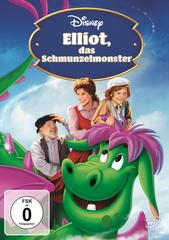 Elliot, das Schmunzelmonster Filmplakat