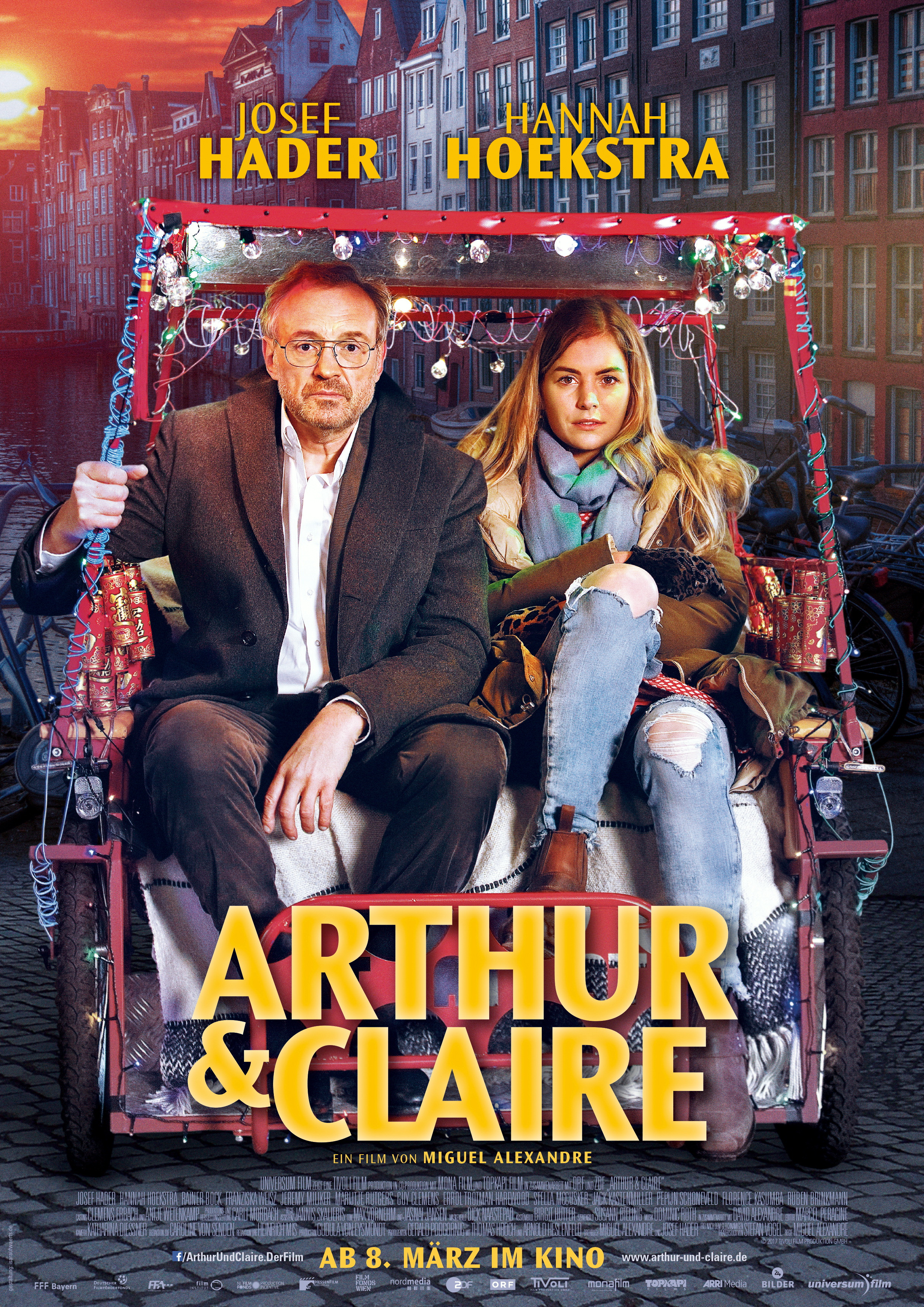 Arthur & Claire