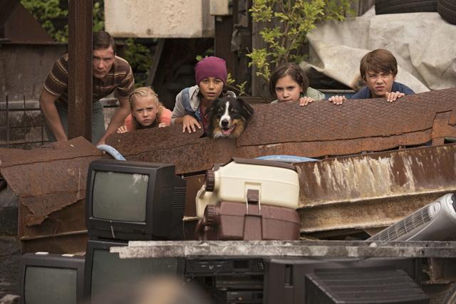 Fünf Freunde und das Tal der Dinosaurier Filmbild Bild-1