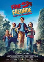 Fünf Freunde und das Tal der Dinosaurier - Filmplakat