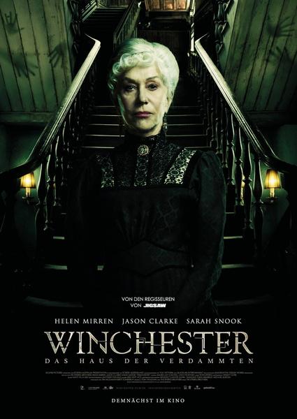 Winchester - Das Haus der Verdammten Plakat/Film Bild-2