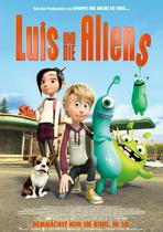 Luis und die Aliens - Filmplakat