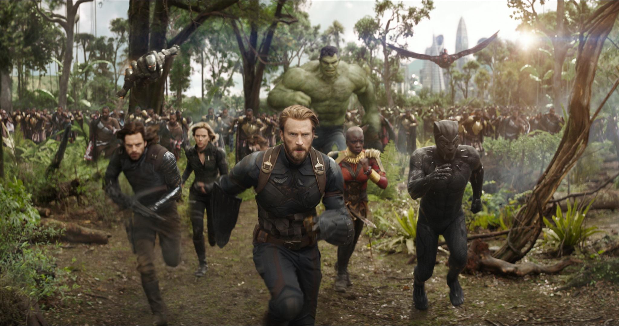 Kino Co Avengers Infinity War