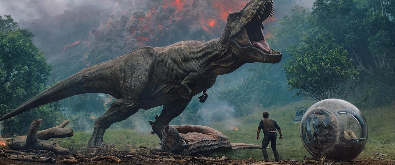 Jurassic World: Das gefallene Königreich Jurassic World: Fallen Kingdom, Kinostart 06.06.2018, USA 2018, 3D