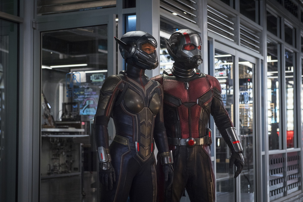 Ant-Man and the Wasp Kinostart 26.07.2018, USA 2018, 3D