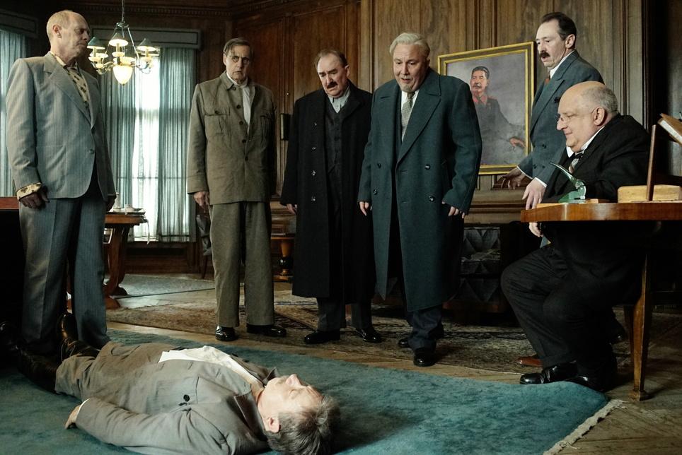 The Death of Stalin Kinostart 29.03.2018, Frankreich/Großbritannien 2017