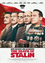 The Death of Stalin - Filmplakat