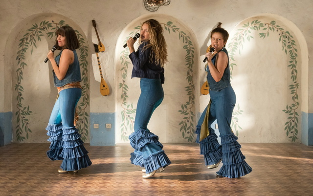 Mamma Mia! Here We Go Again Filmbild Bild-1
