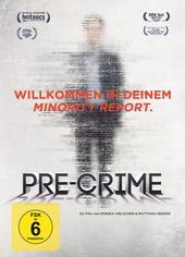 Pre-Crime Filmplakat
