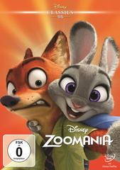 Zoomania (Disney Classics) Filmplakat