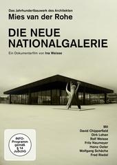 Die Neue Nationalgalerie - Das Jahrhundertbauwerk des Architekten Mies van der Rohe Filmplakat
